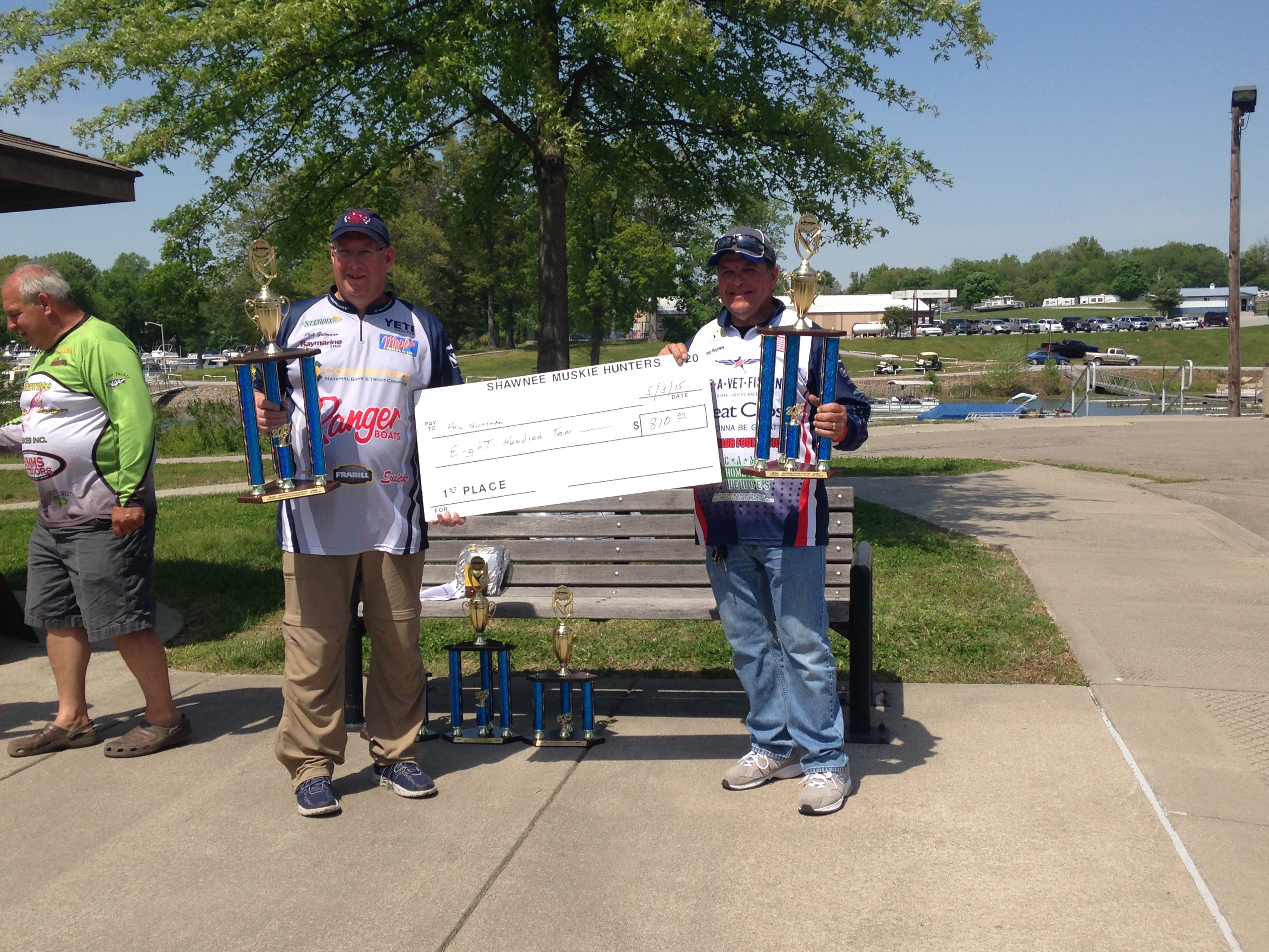 2015 spring tournament for Nd game and fish stocking report
